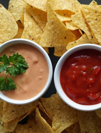 USA-Rezept für Nacho-Käse-Dip wie im Kino