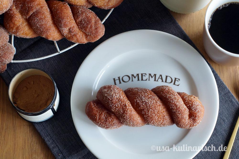 Donutday 2018 - Cinnamon Twists
