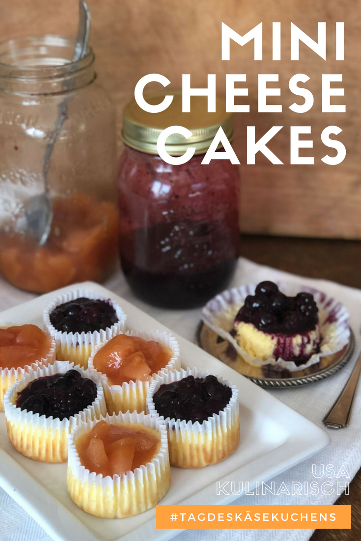 Mini Cheescakes