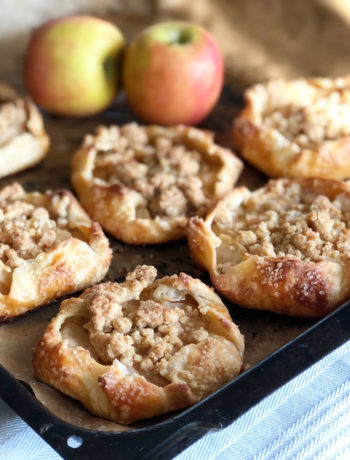 Apple Pie Galettes
