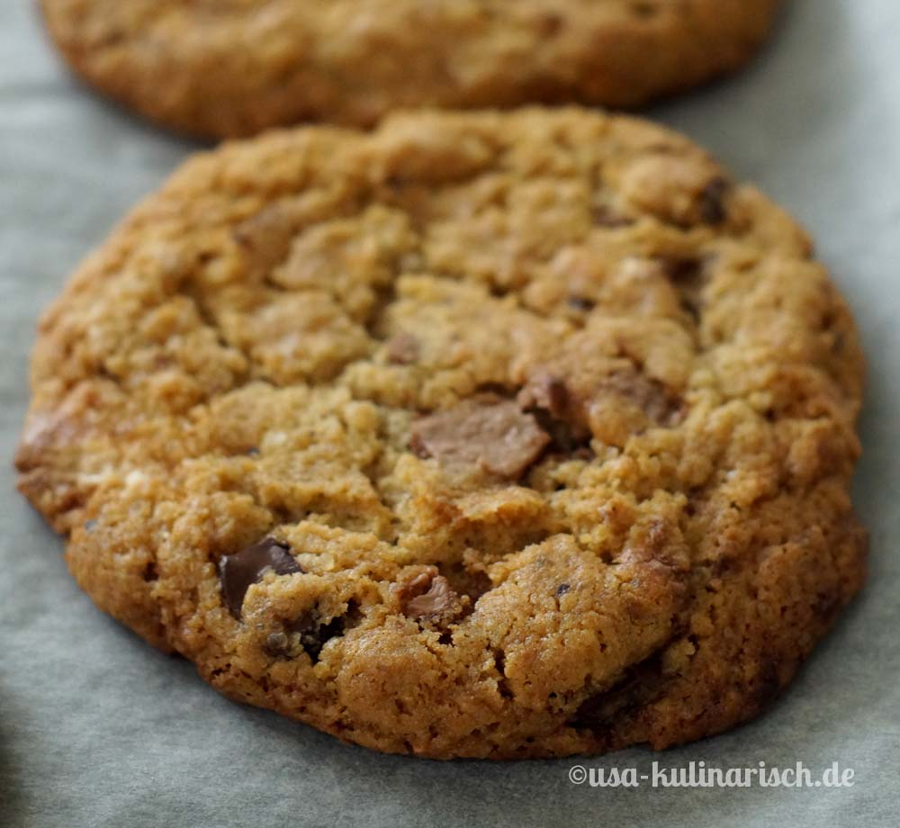 Fertige Chocolate Chip Cookies