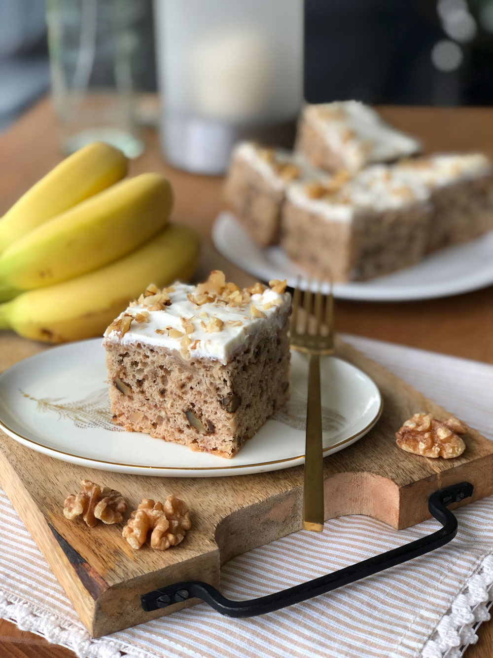 Banana Nut Bread (Bananenbrot)