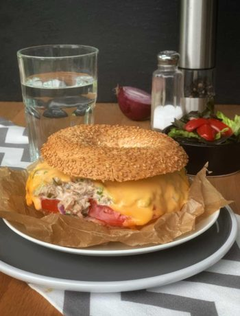 Tunamelts - Sandwich mit Thunfisch