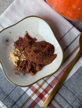 Pumpkin Pie Spice (Kürbis-Gewürz) selbst gemischt
