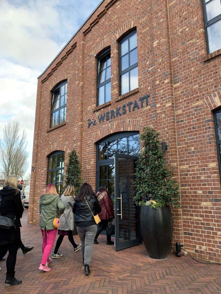 Die Werkstatt in Metingen