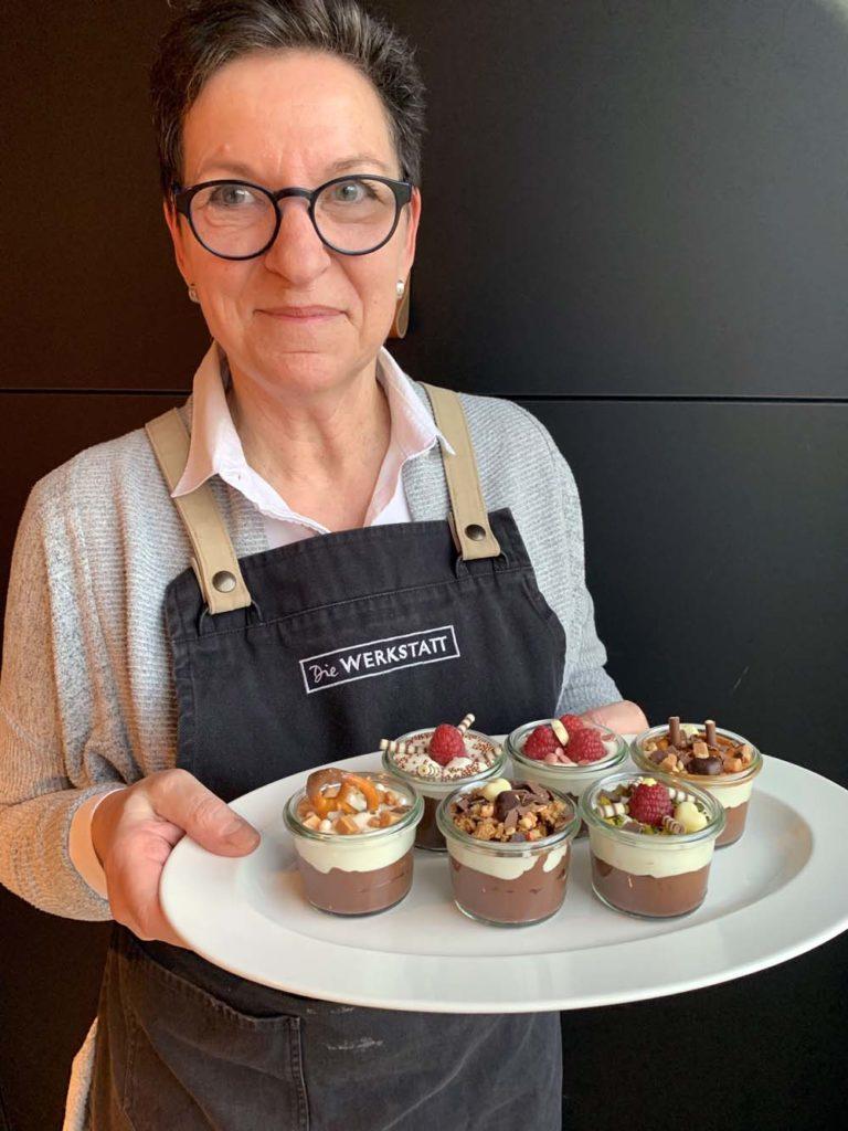 Desserts beim #tasteofdecember Blogegrevent