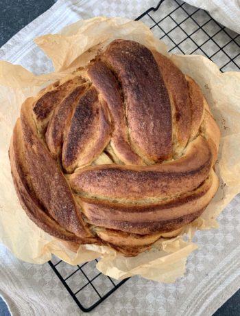 Cinnamon Bun Loaf - Zimtschneckenbrot aus den USA