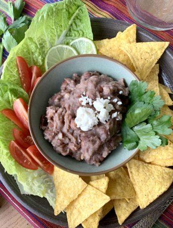 Refried Beans - Bohnen aus der TexMex-Küche