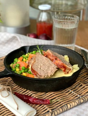 Meatloaf - USA-Hackbraten nach Pioneer Woman