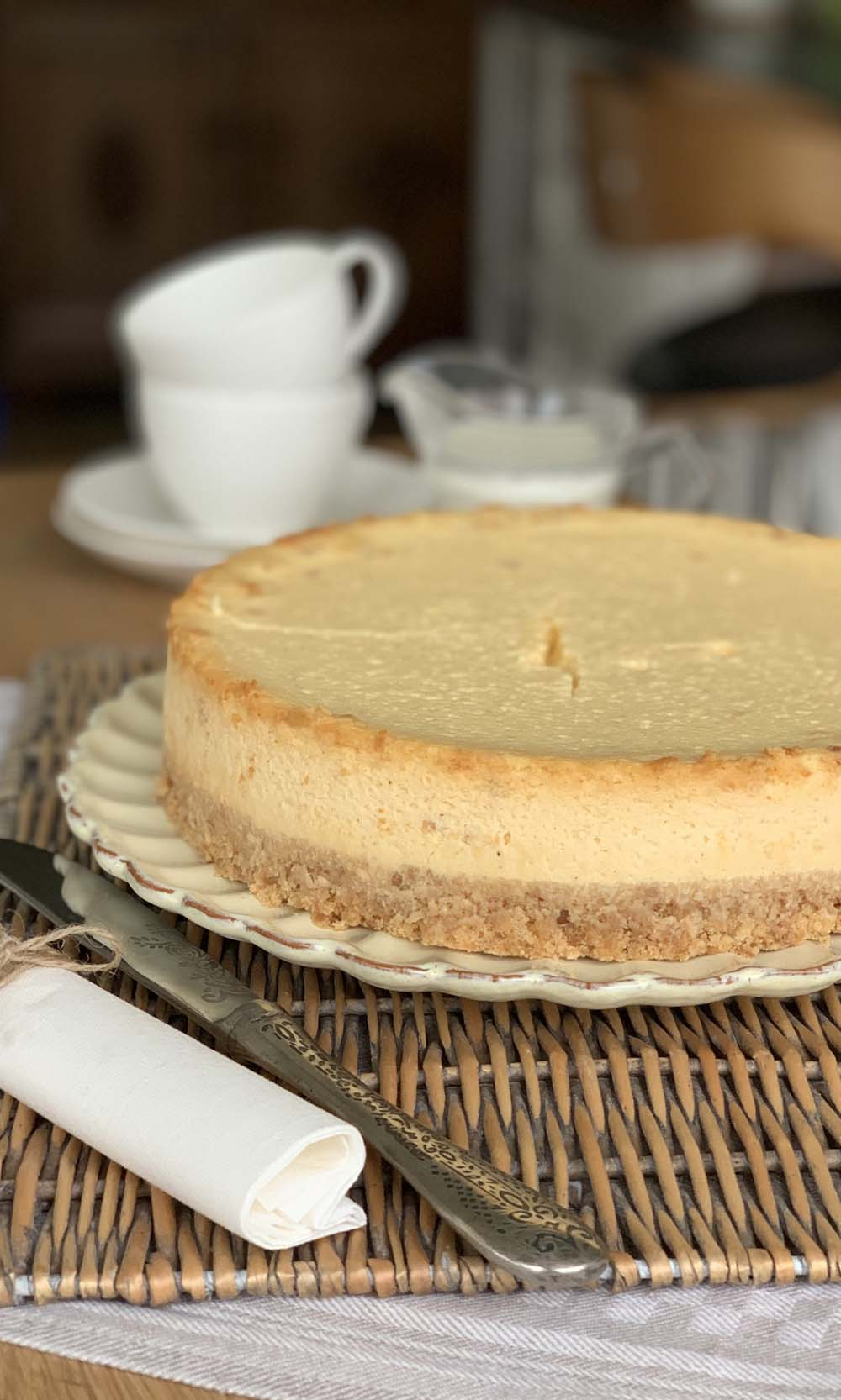 Fertiger Epic New York Cheesecake