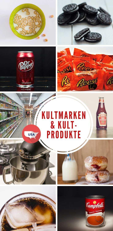 Kultmarken & Kultprodukte aus den USA