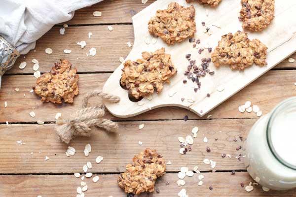 Porridge Cookies von Foodrevers