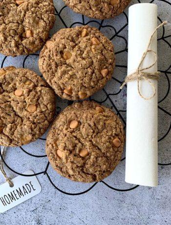USA-Rezept für Cookies mit Butterscotch Chips