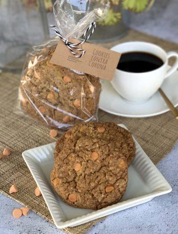 USA-Cookies als Geschenk in Tüten