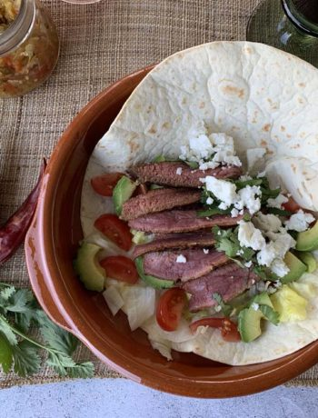 USA-Rezept für Grilled Steak Tacos