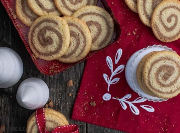Zimtschnecken-kekse von Wienerbroed