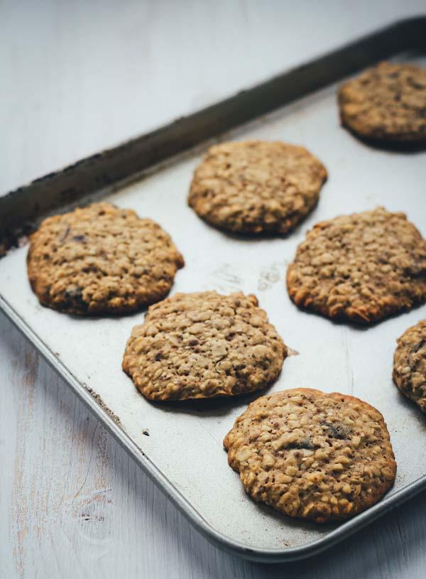Granola Cookies von Moeys Kitchen