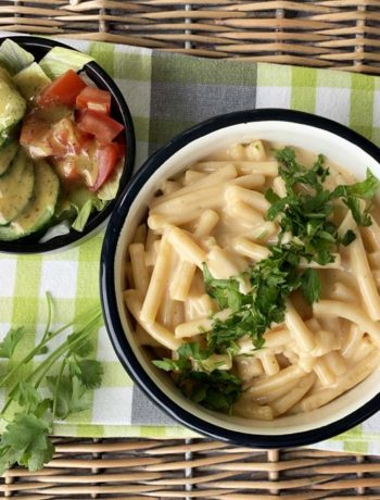 USA-Rezept für Easy Maccaroni and Cheese