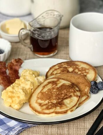 Mix für American Pancakes - hausgemacht