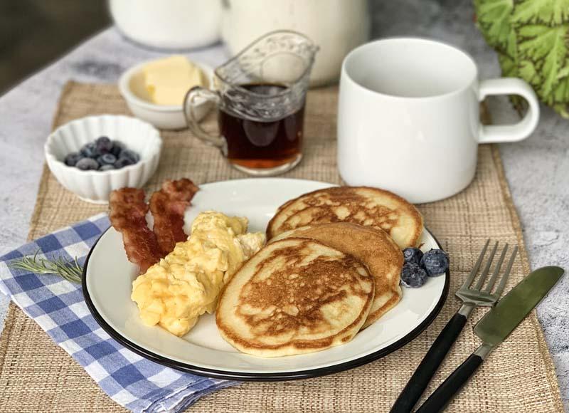 Homemade: American Pancake Mix (Pfannkuchen-Mix)