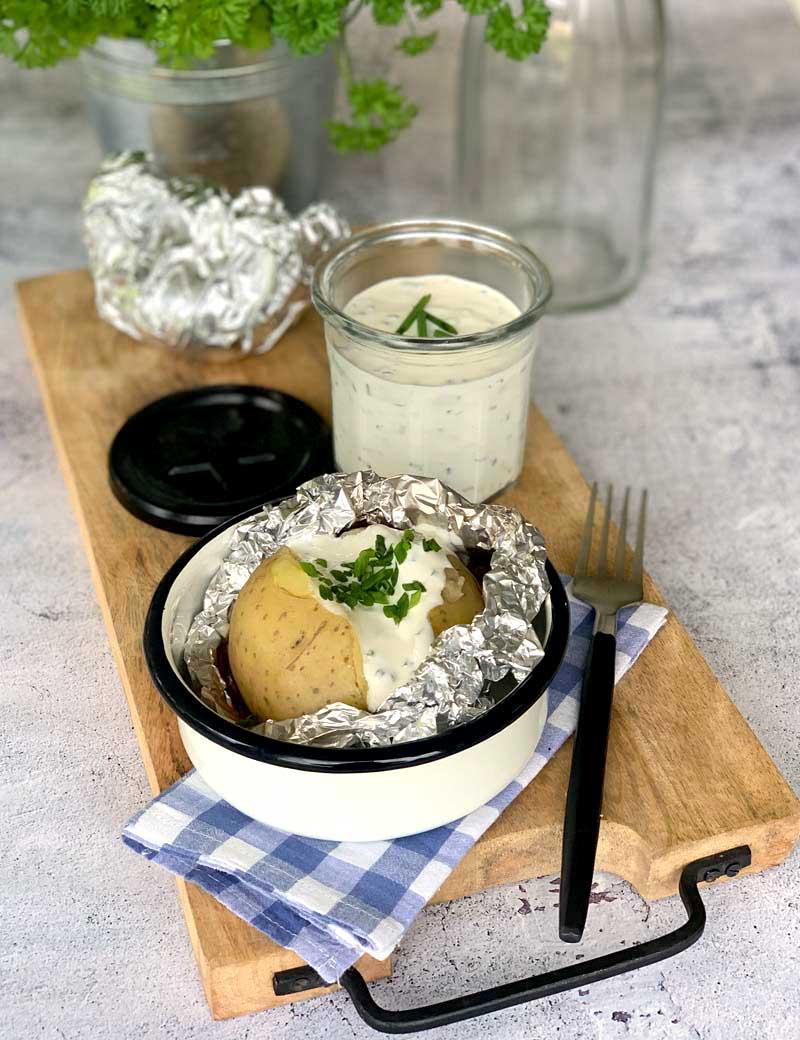 Rezept für Sour Cream Dipp wie von Block House