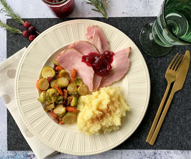 Holiday Roasted Vegetables (Airfryer)