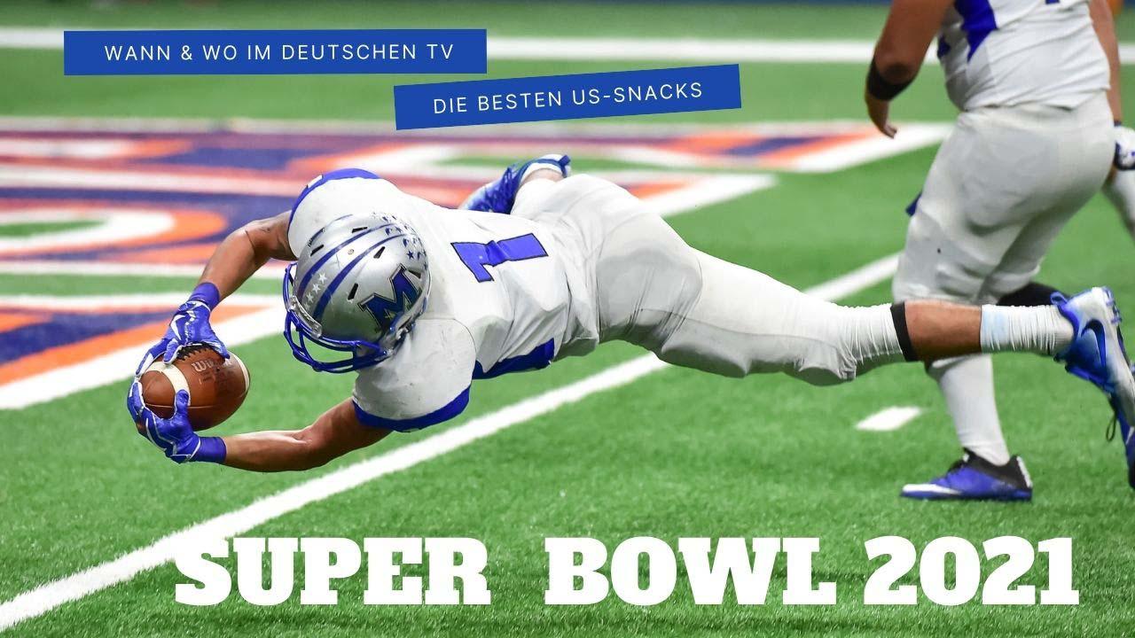 Super Bowl 2021: Alles in anders
