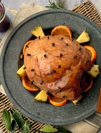 USA-Rezept für Honey Glazed Ham selbst eingelegt