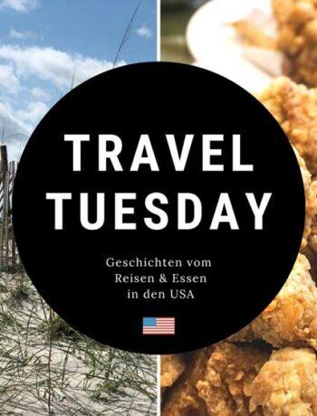 Travel Tuesday - Gastblogger bei USA kulinarisch