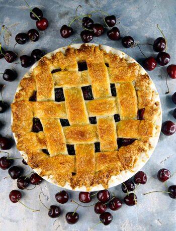 USA-Rezept für Cherry Pie