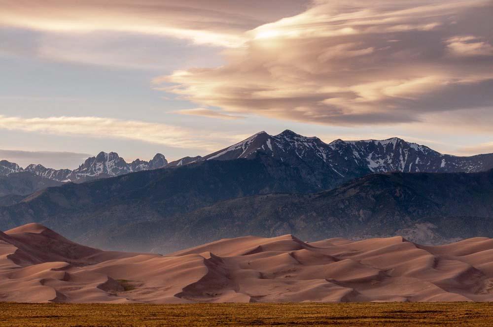 Nationalpark Great Sand Dunes