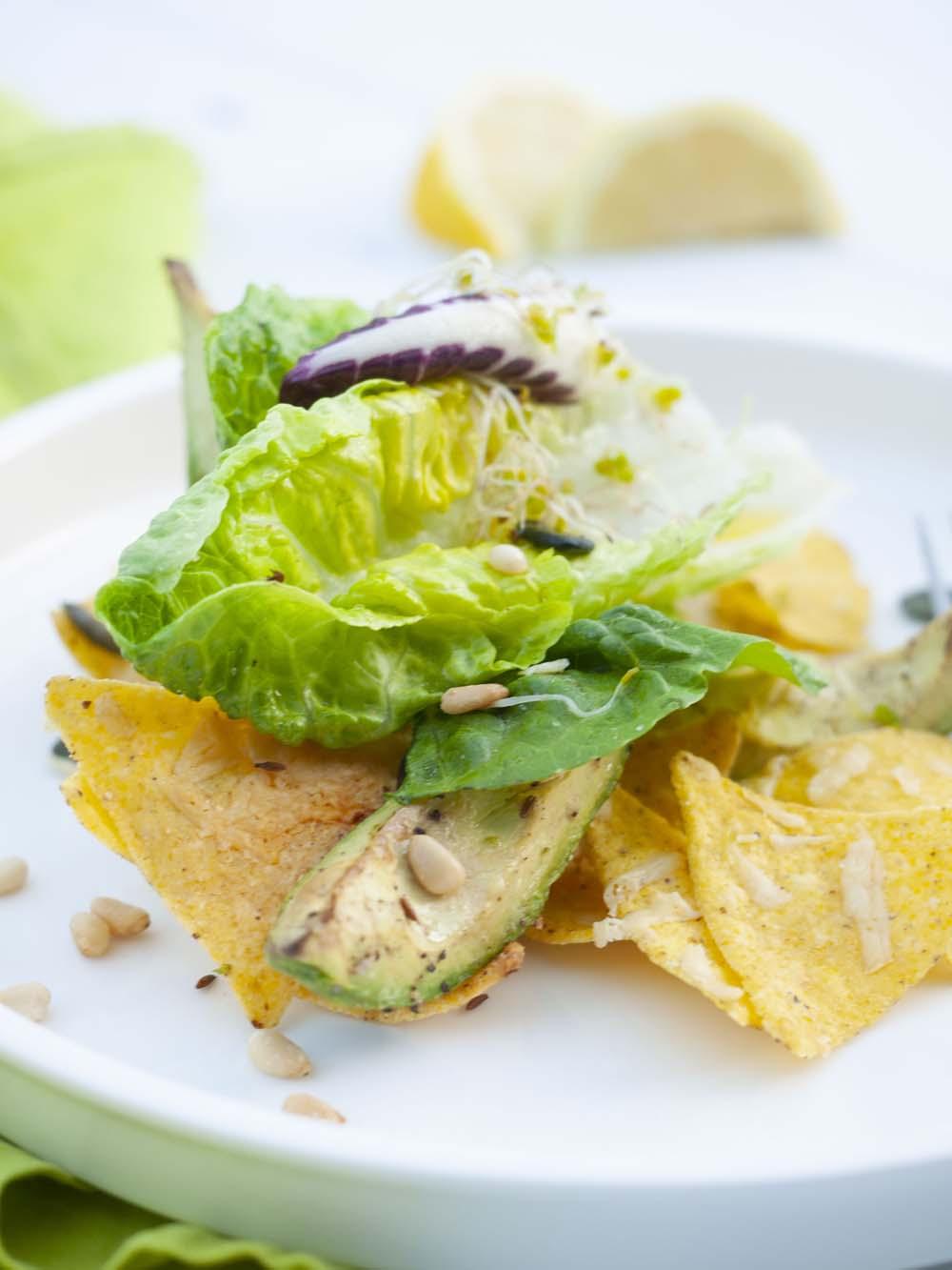 #traveltUeSdAy: Biancas (und Jamies) Mad Dog Salad
