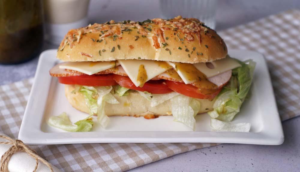 Rezept für Sandwichbrot wie von Subway