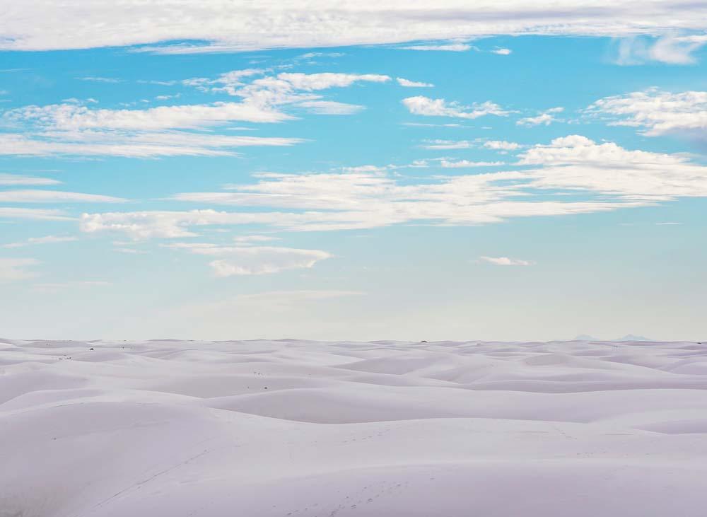 National Park White Sands