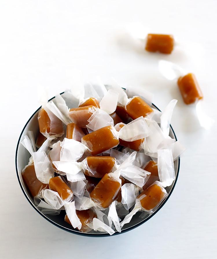 #traveltUeSdAy: Ursulas Apple Cider Caramels