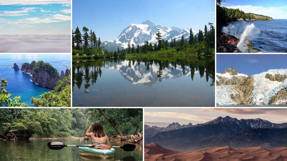 #traveltUeSdAy: Michaels Liste unbekannter National Parks