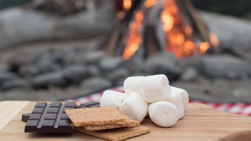 #traveltUeSdAy: Kais Lagerfeuer-Klassiker – S'mores
