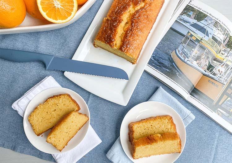 USA-Kuchenrezept für Florida Orange Bread