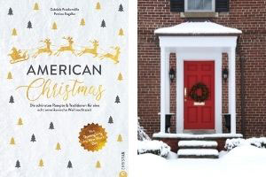 Titel Kochbuch American Christmas