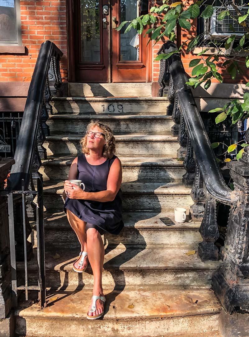 Simone vom Blog S-Küche träumt von und in Brooklyn