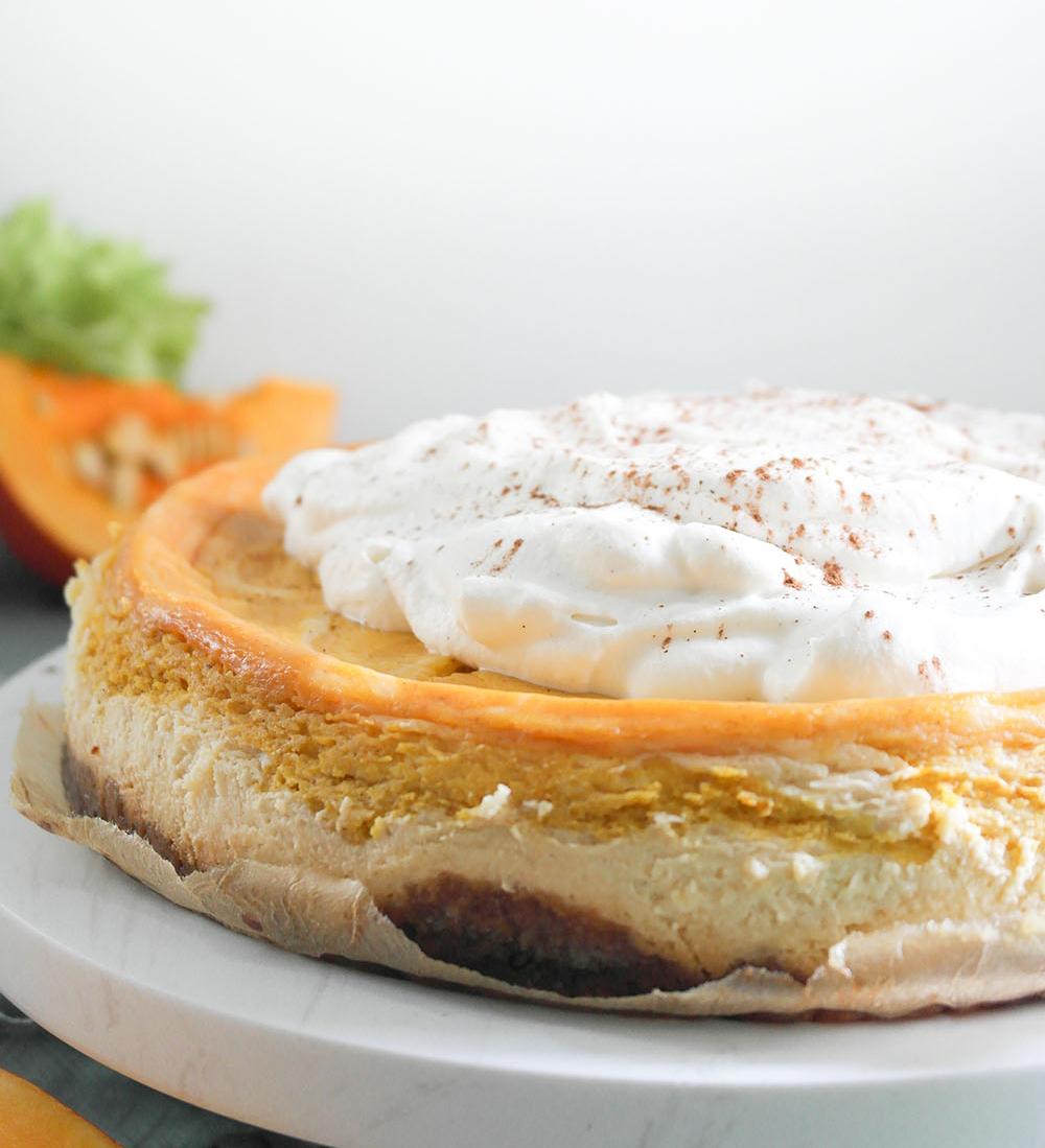 Rezept für Pumpkin Cheesecake
